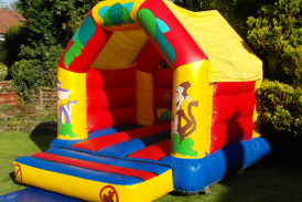 Bouncy castle hire Altrincham