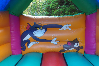 Tom and jerry bouncy castle small 5