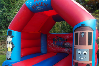 Thomas the tank Bouncy Castle small 12