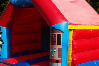 DThomas the tank Bouncy Castle small 2