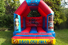 Thomas the tank Bouncy Castle small 3