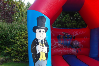 Thomas the tank Bouncy Castle small 7