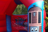 Thomas the tank Bouncy Castle small 8
