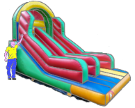 Click for Inflatable Slides
