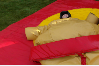 Sumo Suits bouncy castle hire small 9
