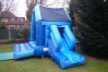 Frozen Bouncy Castle small 4