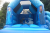 Frozen Bouncy Castle small 5